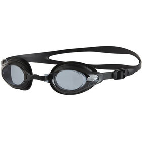 speedo Mariner Supreme Goggles Unisex black/smoke
